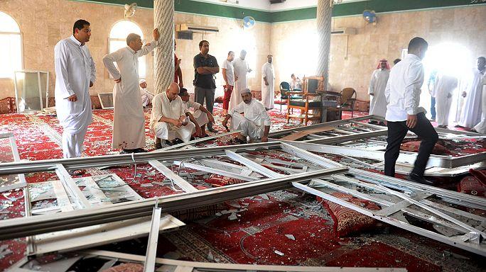A pénteki ima idején robbantottak egy mecsetnél Szaúd-Arábiában