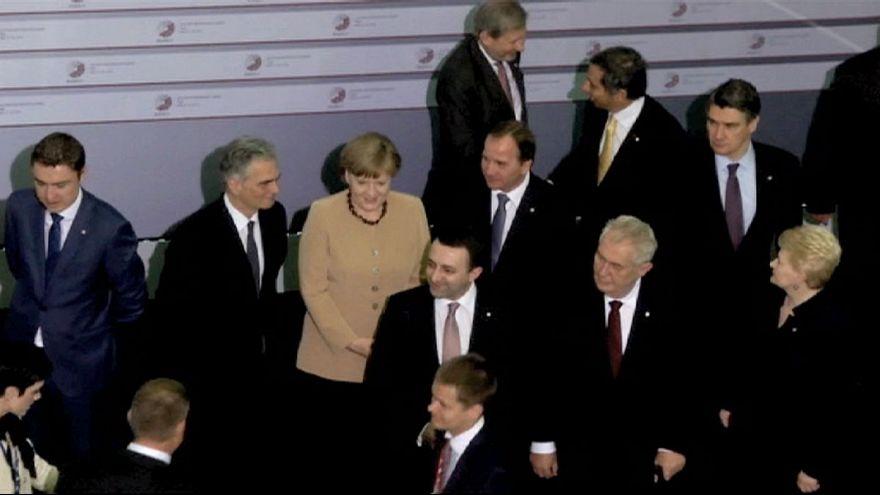 EU warns eastern neighbours of long road to closer ties