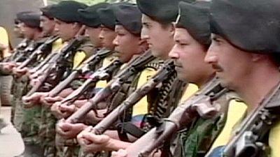 فارک به آتش بس با ارتش کلمبیا خاتمه داد