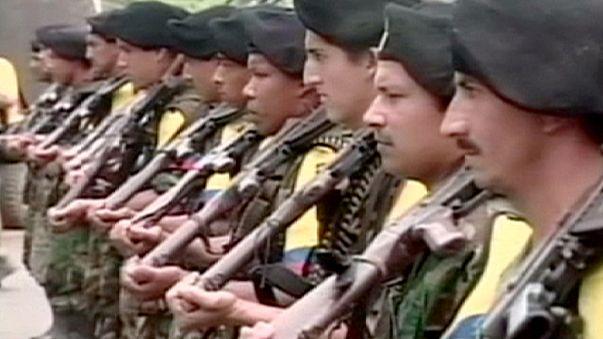 Kolombiya'da FARC ateşkesi kaldırdı