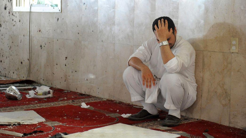 El grupo Estado Islámico se atribuye el atentado contra la mezquita chií de Arabia Saudí