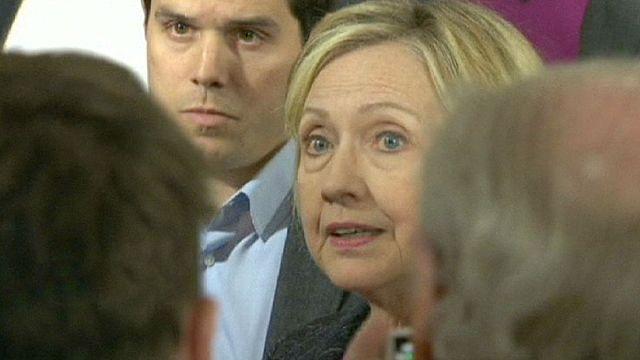 هيلاري كلينتون في قلب عاصفة بسبب بريدها الإلكتروني