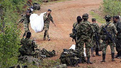 Las FARC rompen su alto el fuego tras un ataque del Ejército colombiano