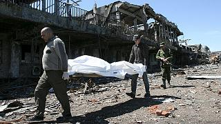 Soldados russos capturados na Ucrânia acusados de terrorismo