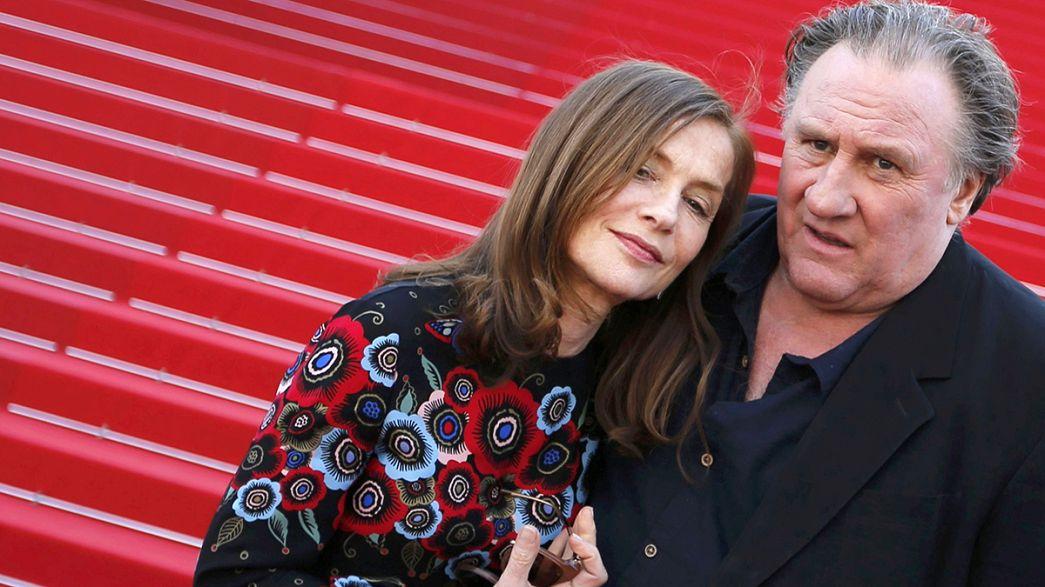 Reencuentro de GerardDepardieu e Isabelle Huppert en 'El valle del amor'