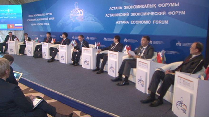 Avrasya Ekonomik Birliği'nin geleceği Astana'da tartışıldı