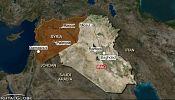 US-led airstrikes and Iraqi militias target ISIL near Ramadi