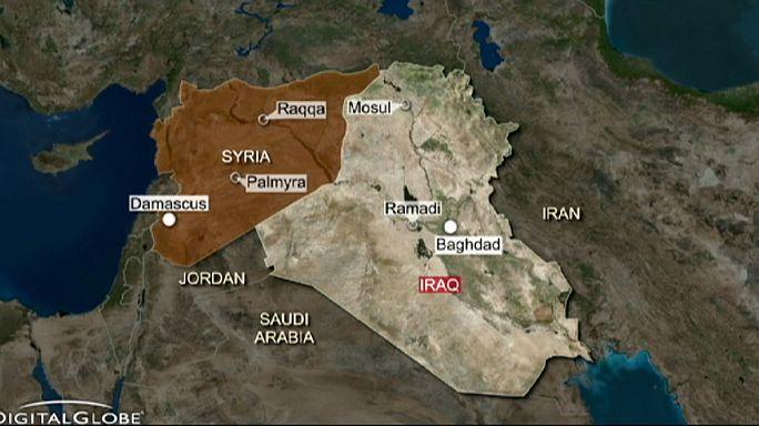 Les forces irakiennes lancent une contre-attaque autour de Ramadi