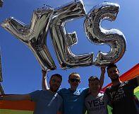 Les Irlandais votent largement en faveur du mariage homosexuel