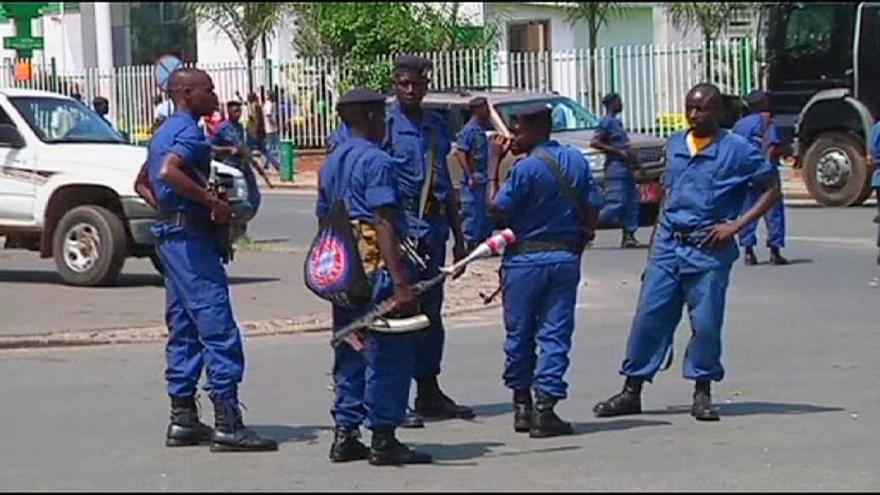 هدنة في بوروندي لمدة يومين واغتيال احد زعماء المعارضة