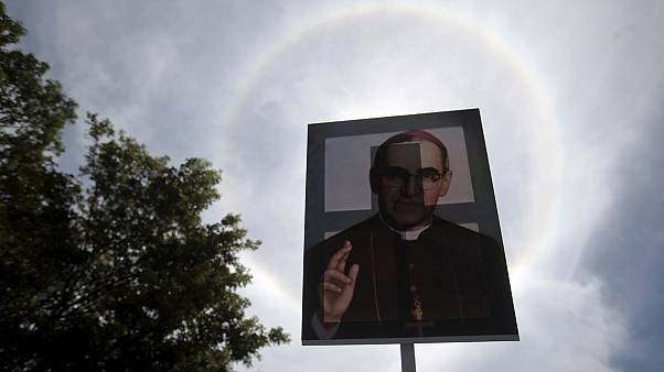 Murdered Archbishop Oscar Romero beatified in El Salvador
