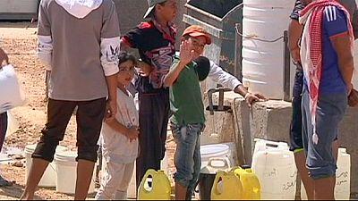 Siria e Iraq, emergenza rifugiati