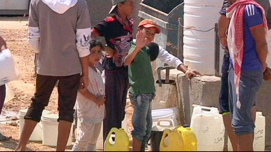 """""""Irak ve Suriye'den 15 milyon kişi mülteci konumunda"""""""