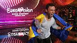 السويد تفوز بلقب مسابقة الاغنية الاوروبية للعام الفين وخمسة عشر