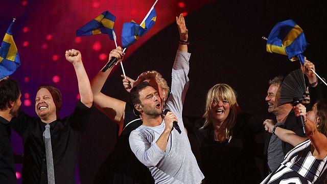 Euronews nos bastidores do Festival Eurovisão da Canção