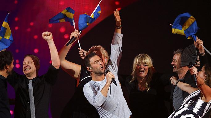 Eurovision: behind the scenes in Vienna