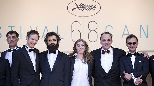 Drama and suspense on and off screen at Cannes before Palme d'Or award