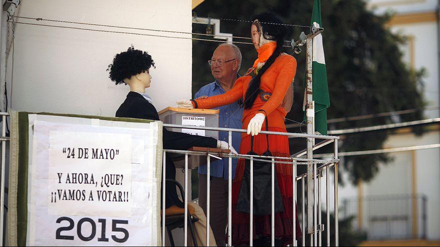 Wichtiger Stimmungstest für Parlamentswahlen: Spanien wählt Stadt- und Gemeinderäte