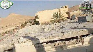 Syrisches TV berichtet von 400 toten Zivilisten in Palmyra