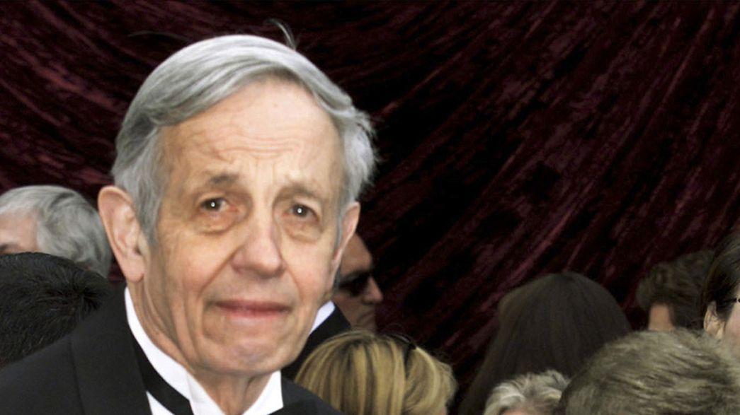Muere el premio Nobel de economía John Nash