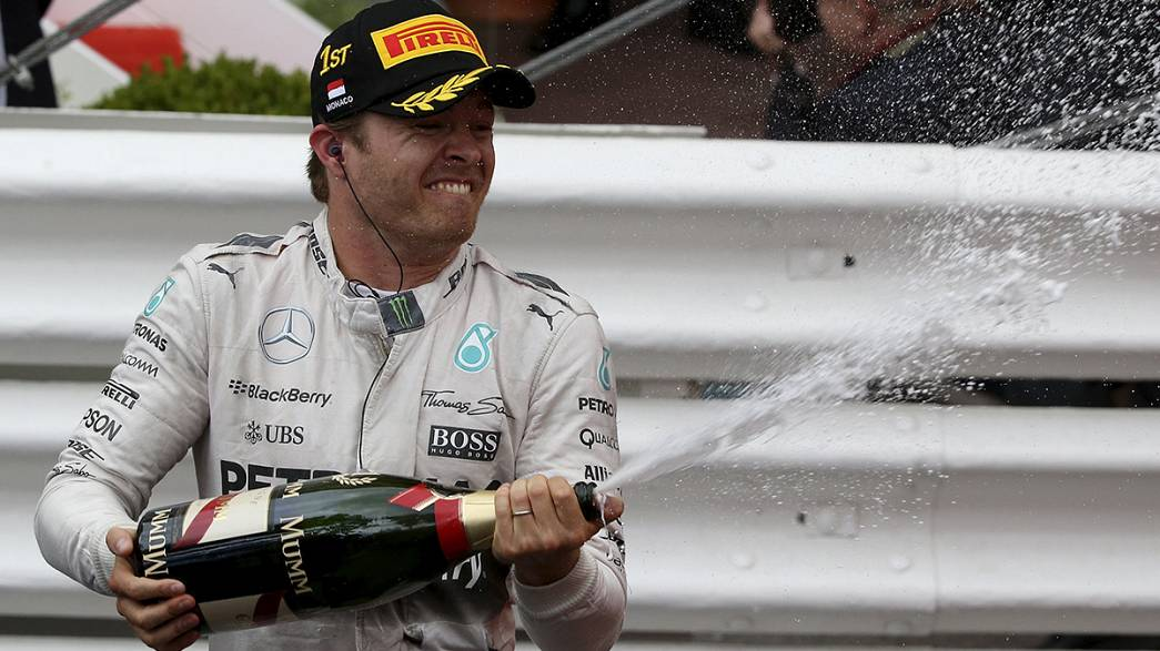 Speed : Nico Rosberg, le petit prince de Monaco