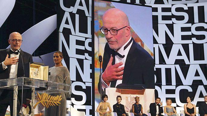 """فوز فيلم """"ديبان"""" للمخرج الفرنسي جاك اوديار بجائزة السعفة الذهبية في مهرجان كان"""