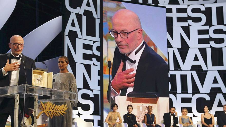 Palme d'Or for Jacques Audiard's 'Dheepan' at Cannes