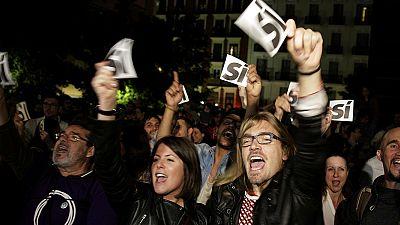 Podemos and Ciudadanos make gains in Spain's regional elections