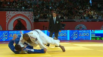 World Judo Masters, Morocco: Round up from day two