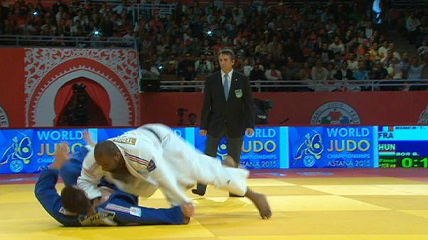 World Judo Masters: Judo bald beliebter als Fußball?