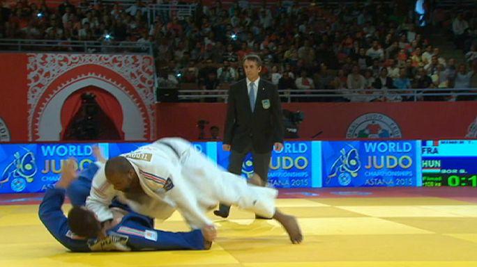 Judo : Japonya Rabat'ta 3 altın topladı