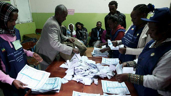 Wieder 99,6 Prozent? Parlamentswahl in Äthiopien