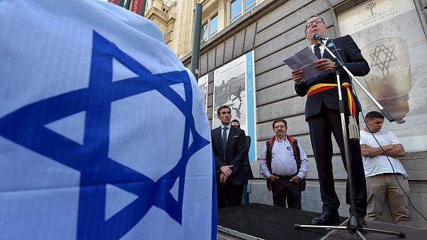 تكريم ضحايا هجوم متحف يهودي في بروكسل