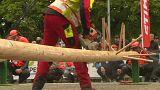 Europameisterschaft: Bester Waldarbeiter kommt aus Deutschland