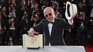 المخرج الفرنسي جاك أوديار يفوز بالسعفة الذهبية في مهرجان كان السينمائي