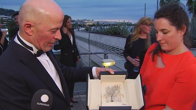 France honoured at 68th Cannes Film Festival