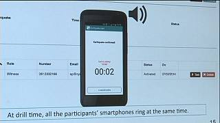 «QuakeShare»: Νέα εφαρμογή που ειδοποιεί για τον κίνδυνο σεισμού