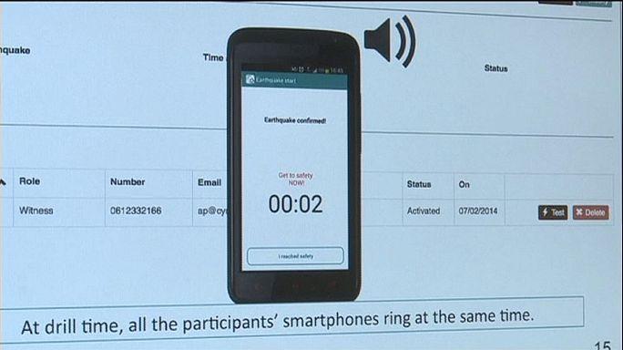 Séismes : une application pour alerter en temps réel