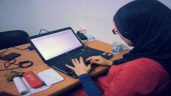 Gazzeliler blokajı işte böyle deliyor
