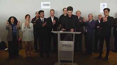 Hungarian Holocaust drama tops Cannes film critics' awards