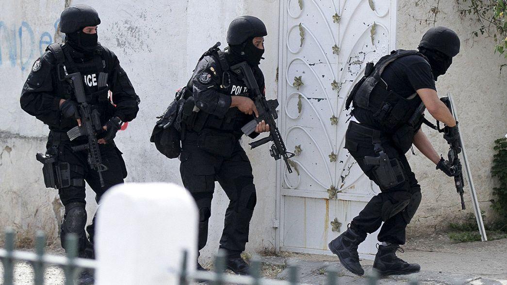 Un soldado tunecino mata a siete compañeros antes de morir tiroteado
