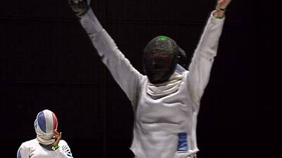 Fencing: Boscarelli claims maiden individual gold in Rio