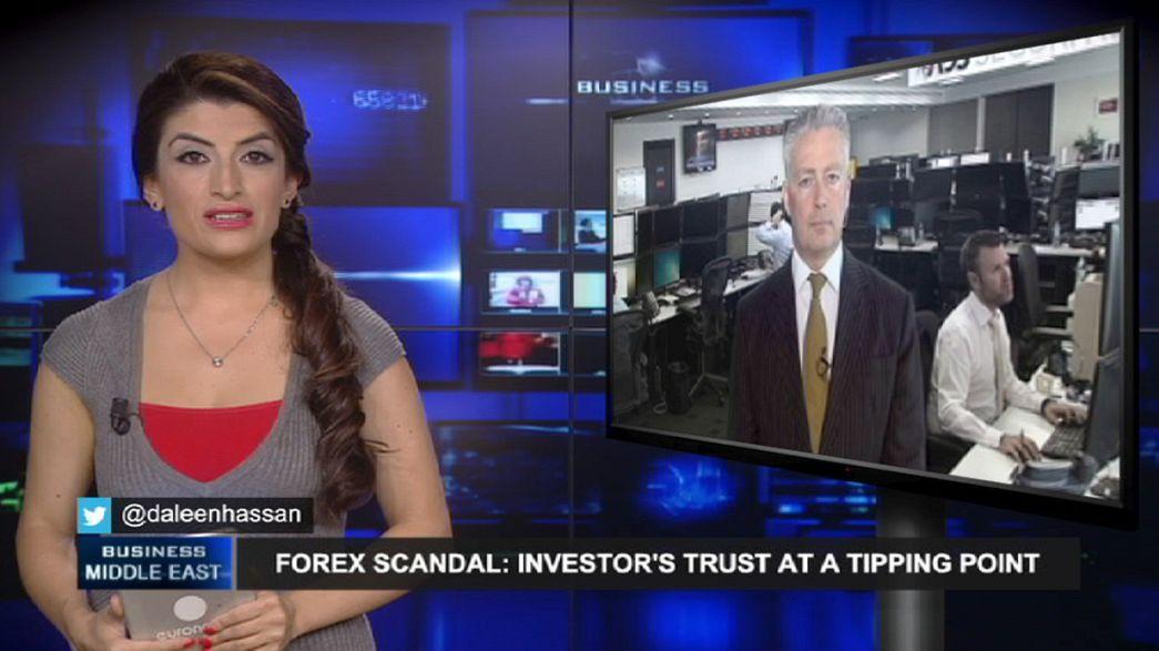 Los inversores ¿han perdido la confianza en los bancos por el caso 'Forex'?