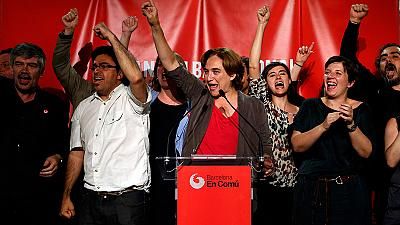 España: de indignados a diputados