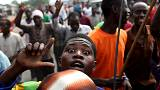 Burundi protests resume after murdered opposition leader's funeral