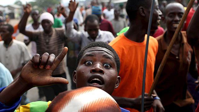 Craintes d'une nouvelle guerre civile au Burundi