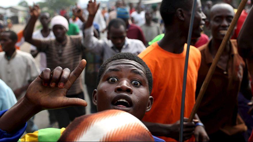 Burundi atraviesa su peor crisis desde el final de la guerra civil de 2005