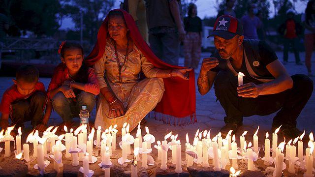 Непал через месяц после землетрясения