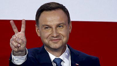 Pologne: Andrzej Duda, une présidence conservatrice qui inquiète
