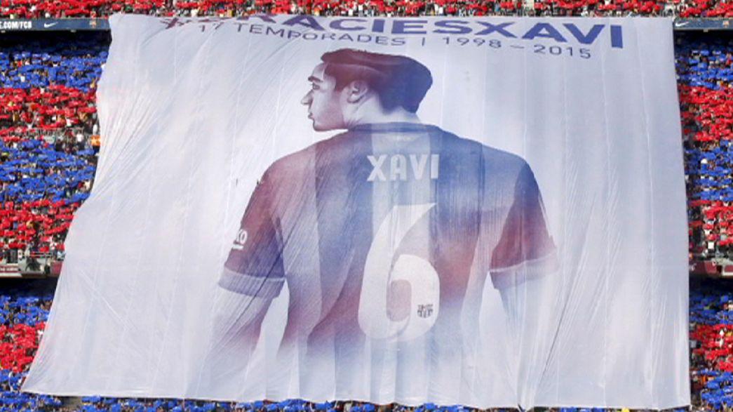 Xavi, Drogba e Klopp ai titoli di coda, Ronaldo capocannoniere, Inter e Milan fuori dall'Europa